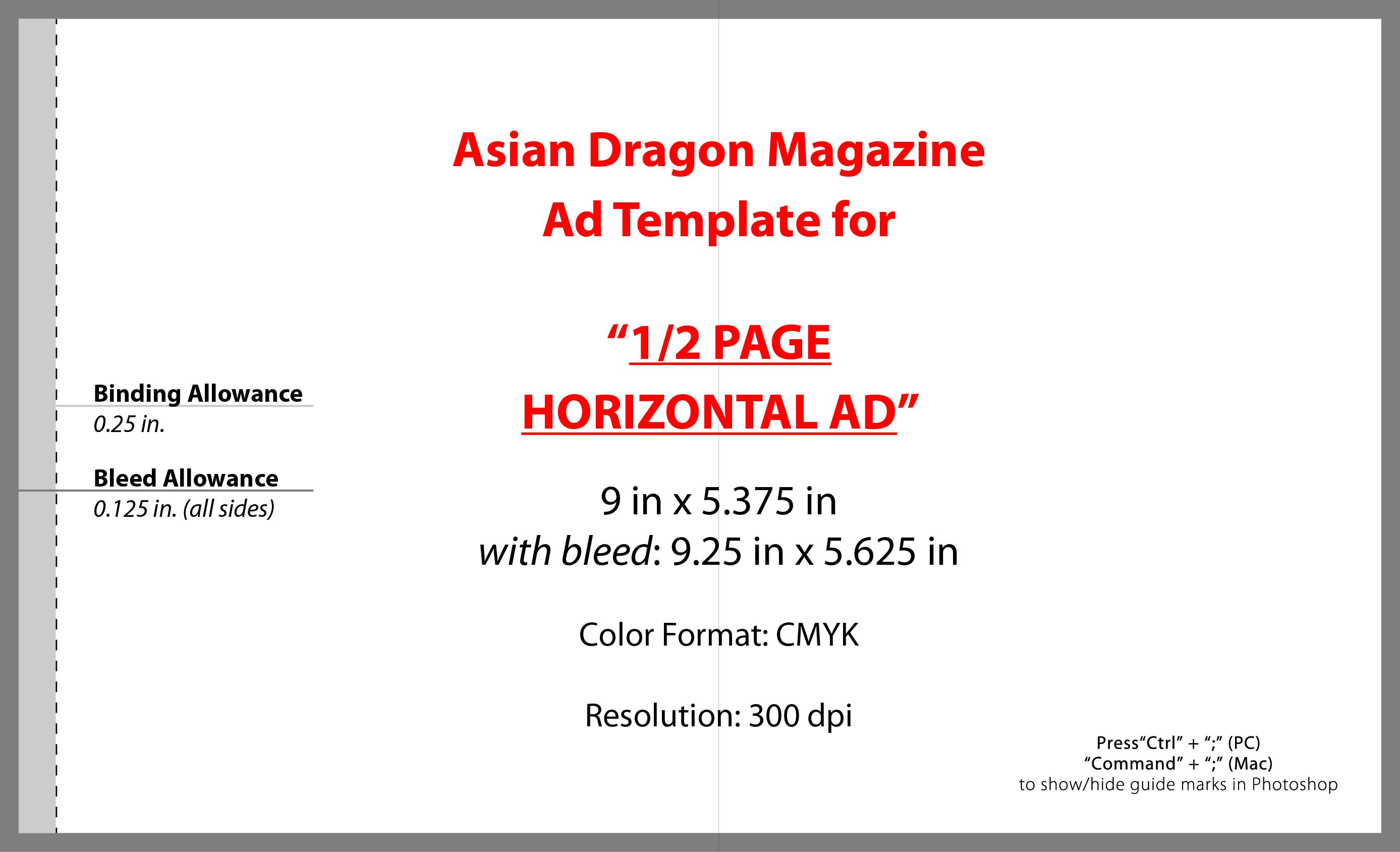 half page flyer template – Half Page Flyer Template